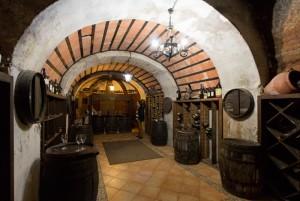 Restaurante La Moncloa, Villamediana de Iregua, La Rioja.